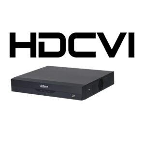 Záznamové zariadenia - analógové HDCVI